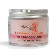 Millennium Nails Professional Acrylic Cover Powder MEDIUM COOL PINK Camouf 50g