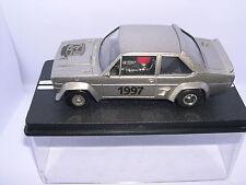"SCALE CARR FIAT 131 V SALON DEL MODELISMO ESTADI OLIMPIC 1997 ""SILVER""LTED.  MB"