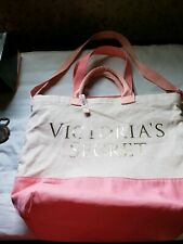 New Double Bag By Victoria Secret- 2 Separate Bags In One-See Pics-$78