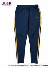 JOJO's Bizarre Adventure × glamb  Bruno Bucciarati jersey pants Navy