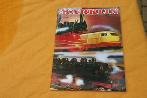 Märklin Main Catalogue 1971 D (7887)