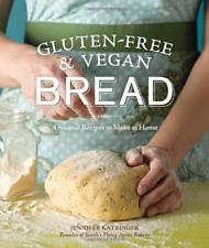 `Katzinger, Jennifer`-Gluten-Free & Vegan Bread  BOOK NEW