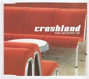 (GW436) Crashland, The Devoted - 2001 CD