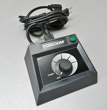 Foredom C.EMH-2 Speed Control Table Top Variable Speed 230v for Flexshaft Europe