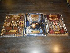 D&D 3.5 Player's Handbook Master's Guide Monster Manual Dungeons Dragon core set