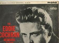 "EDDIE COCHRAN.MEMORIAL ALBUM.UK (1963) ""2ND-ISS"" LP.F/G-VG"