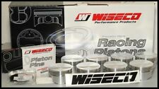 FORD 347 WISECO FORGED PISTONS & RINGS 040 OVER -10cc DISH TOP KP491A4-4.040