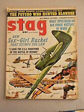 Stag Mens Magazine- March 1964- Nazi Cover