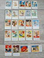 Vintage Bonzo comic cartoon German Cigarette cards Lustige Bilder  bundle