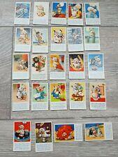 More details for vintage bonzo comic cartoon german cigarette cards lustige bilder  bundle