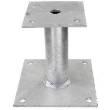 Pfostenträger feuerverzinkt 150 mm Dolle für >= 100 mm 2 Platten GAH 1 Stck