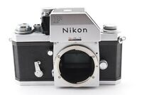 """Exc++++"" Nikon F Photomic FTN 35mm SLR Film Camera Silver Body From Japan #A090"