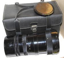 MTO 10/1000mm  FAMOUS SOVIET MIRROR TELEPHOTO lens for ZENIT M42