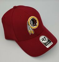 Washington Redskins NFL '47 MVP Hat Cap Adjustable Retired Logo Football DC Mens