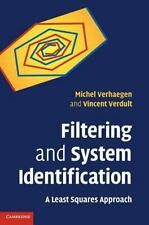 Filtering and System Identification: A Least Squares Approach: By Verhaegen, ...