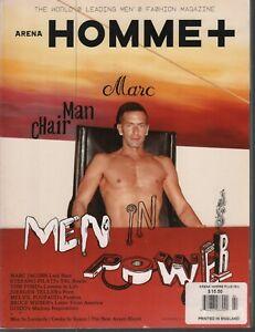 Homme Arena+ Fashion Magazine Winter/Spring 07/08 Tom Ford Bruce Weber 020321ame