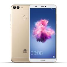 SIM FREE HUAWEI P SMART FIG-LX1 FACTORY UNLOCKED 32GB 3GB RAM GOLD SMARTPHONE