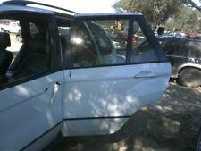 Driver Left Rear Side Door Fits 00-06 BMW X5 343683