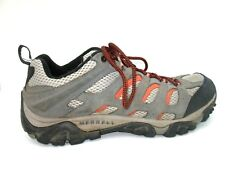 Merrell Granite Lantern Suede Leather Hiking Athletic Trail Shoes Mens 10 M
