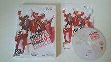 DISNEY HIGH SCHOOL MUSICAL 3 DANCE ! NOS ANNEES LYCEE - NINTENDO WII - COMPLET