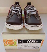 Livie & Luca Archie Sneaker Shoe - Sz 4M Toddler - New - Rt $59