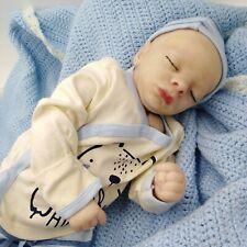 Reborn Leif Baby Sleeping Boy 3D Scan Realborn Doll Newborn