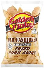 Golden Flake Fried Pork Skins Variety Pack: Old Fashioned, Barbecue, Sweet He...