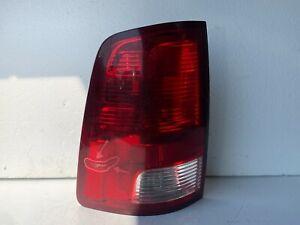 2015 Dodge Ram 1500 Tail light Lamp Rear Left Driver Side OEM