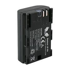 Akku für Canon LP-E6 | 65164 | mit Infochip | EOS 70D 60D 7D 6D 5D Mark II / III