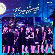 Twice - Breakthrough [New CD] Japan - Import