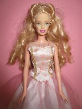 B126-vieja bailarina barbie mattel 1998 originales vestido Label + de ballet de zapatos