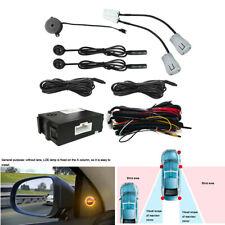 Car Rear View Blind Spot Monitoring BSM Ultrasonic Sensor Radar Detection System