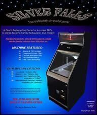 Quarter Coin Pusher Slider with changer