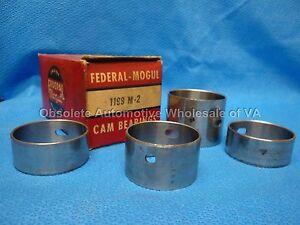 GMC 305 351 401 478 Cam Camshaft Bearing Set 002 u/s 1960-1970 USA Made