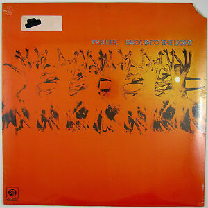 PRELUDE Back into The Light LP 1976 FOLK ROCK (STILL SEALED/UNPLAYED)