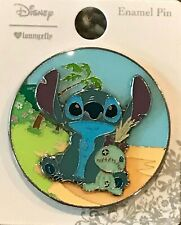 Authentic Disney Loungefly Boxlunch Trade Collector 3D Pin on Pin Stitch Scrump