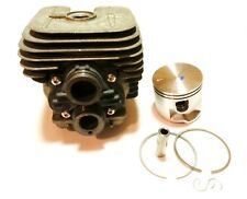 CYLINDER & PISTON KIT FITS STIHL TS410 TS420 50mm bore, 4238 020 1202 US SELLER