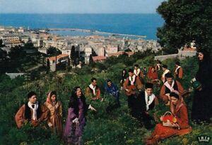 Corse Bastia Costumes du Groupe Folklorique ngl D8042