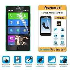 3x PELLICOLA per Nokia Lumia XL FRONTE + PANNO PROTETTIVA DISPLAY