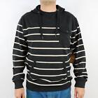 Vans Stoker sweatpulli homme Pull à capuche, couleur noire, 27111