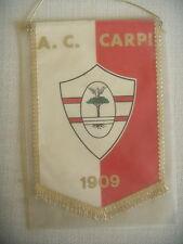 GAGLIARDETTO CALCIO UFFICIALE A.C. CARPI  1909