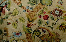 LEE JOFA Penfield Print Floral Olive England Remnant New