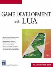 Game Development With LUA (Game Development Series), Paul Schuytema, Mark Manyen