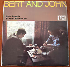 Bert Jansch & John Renbourn – Bert And John LP – TRA 144 – Ex