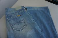 MELTIN' POT Rubin Damen Jeans bootcut stretch Hose W27 L34 hellblau NEU AD33