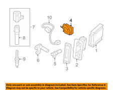 FORD OEM Ignition-Module 6W7Z9D372CA