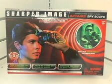 Sharper Image Hands-Free Night Vision Infrared Spy Scope Spy Series Brand New!!