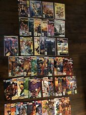 Dc Comics -( Teen Titans )- Lot Of 94 Comics