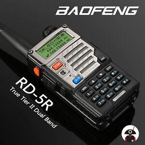 Baofeng RD-5R DMR VFO VHF UHF Tier I&II Digital Hand-Funkgerät Doppelzeitschlitz