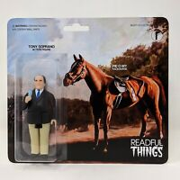 The Sopranos - Tony Soprano - Pie-O-My - Readful Things - Action Figure